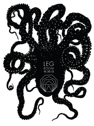 LEGroom Octopus
